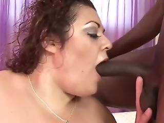 BBW, HD, Interracial, Latina, Reyna Cruz,