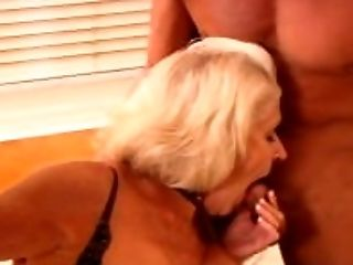 Big Tits, Blonde, Blowjob, Clit, Cumshot, Deepthroat, Dick, Facial, Felching, GILF,