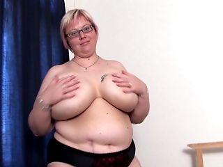 Amateur, BBW, Fondling, Granny, Mature, Natural Tits,