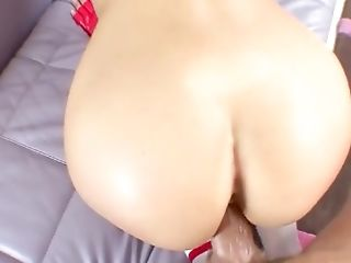 Ass, Babe, Big Ass, Big Tits, Blowjob, Boots, Caucasian, Condom, Couch, Cum On Tits,