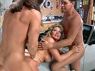 Ass Licking, Blonde, Blowjob, Close Up, Cute, Doggystyle, Flexible, Hardcore, High Heels, Horny,